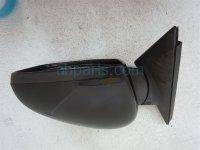 $79 Honda RH SIDE REAR VIEW MIRROR BLACK