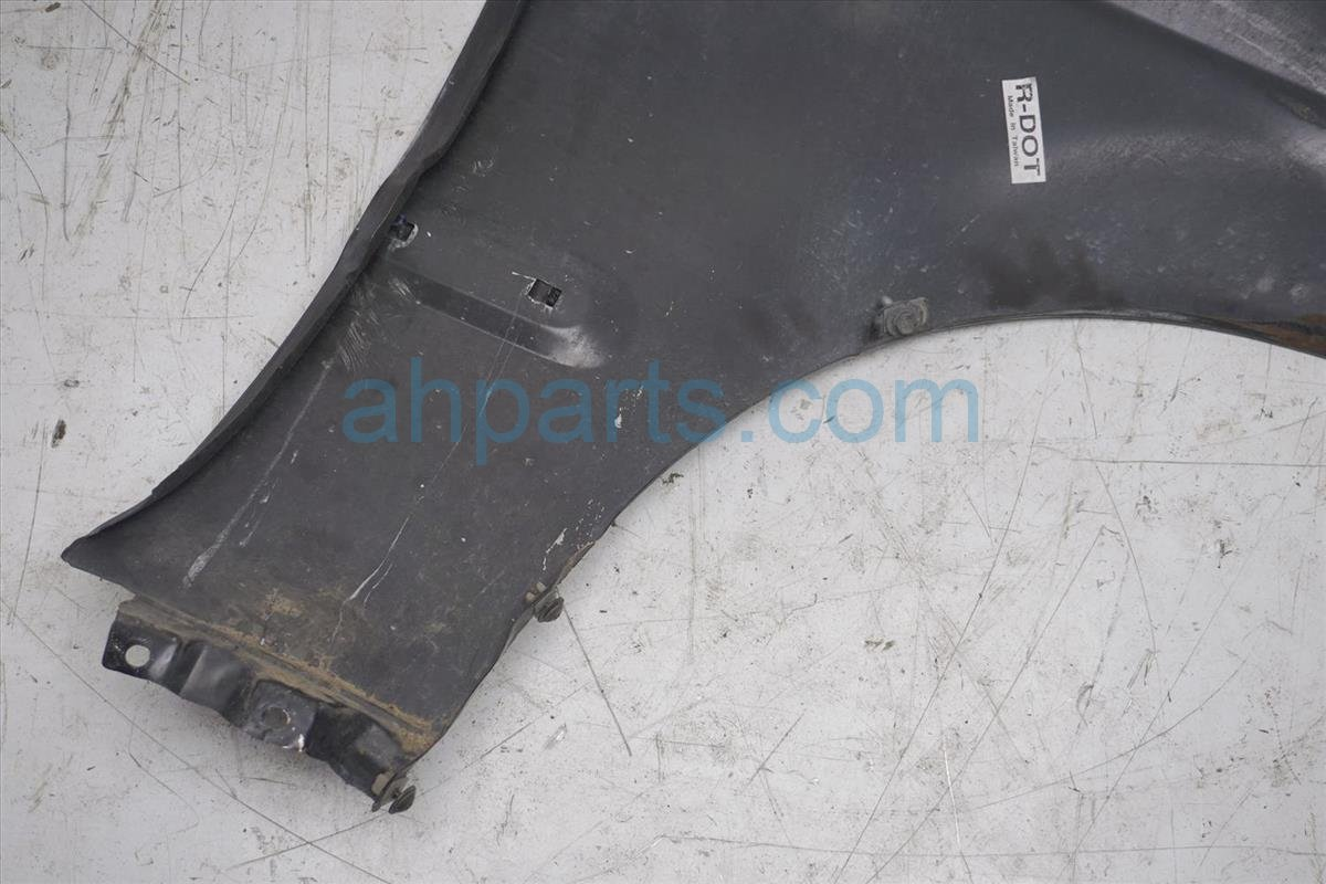 1999 Honda Civic Front Driver Fender Black 60261 S01 A10ZZ Replacement