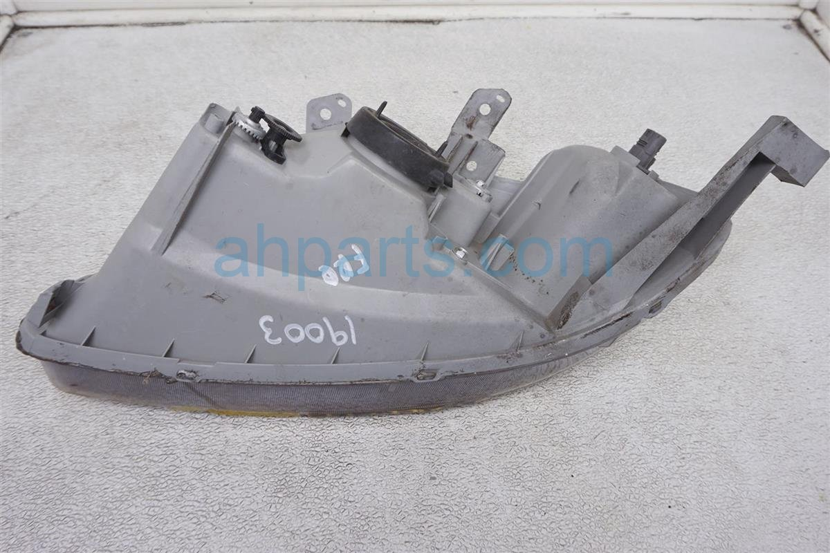 1999 Honda Civic Headlight Passenger Head Light / Lamp Aftermarket Replacement