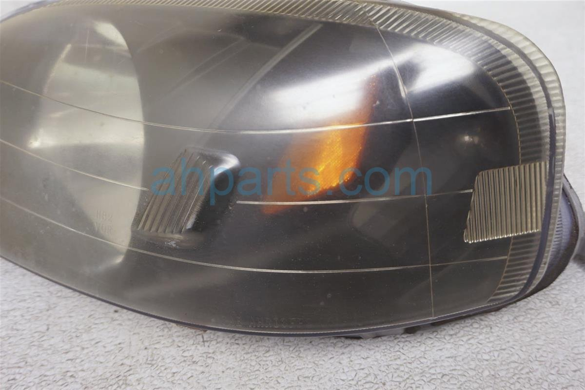 1999 Honda Civic Headlight Driver Head Light / Lamp Aftermarket Replacement