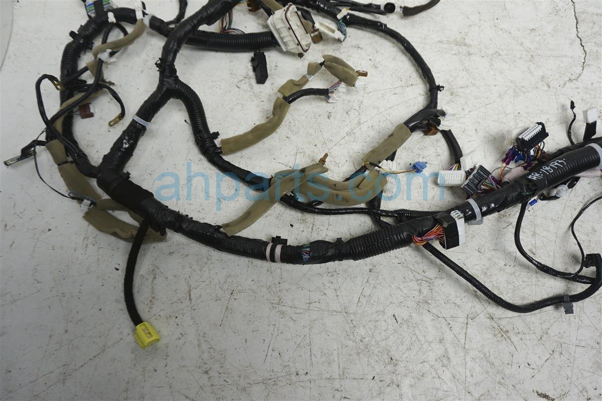 2013 Nissan Quest Main Dash Harness 24010 3WS6D Replacement