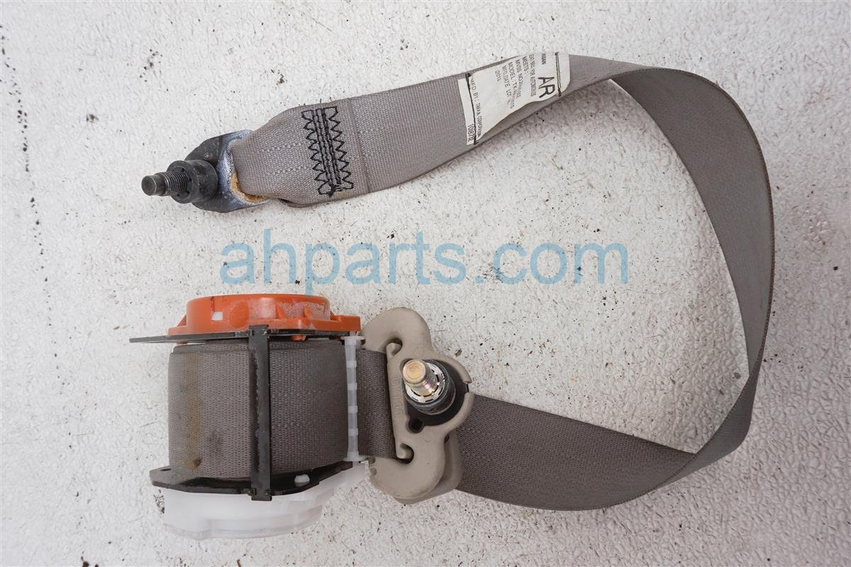 2013 Nissan Quest Rear Driver 3rd Row Seat Belt 89845 1JA1C Replacement