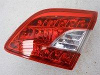 $80 Nissan RR/RH TAIL LIGHT - TRUNK MOUNTED
