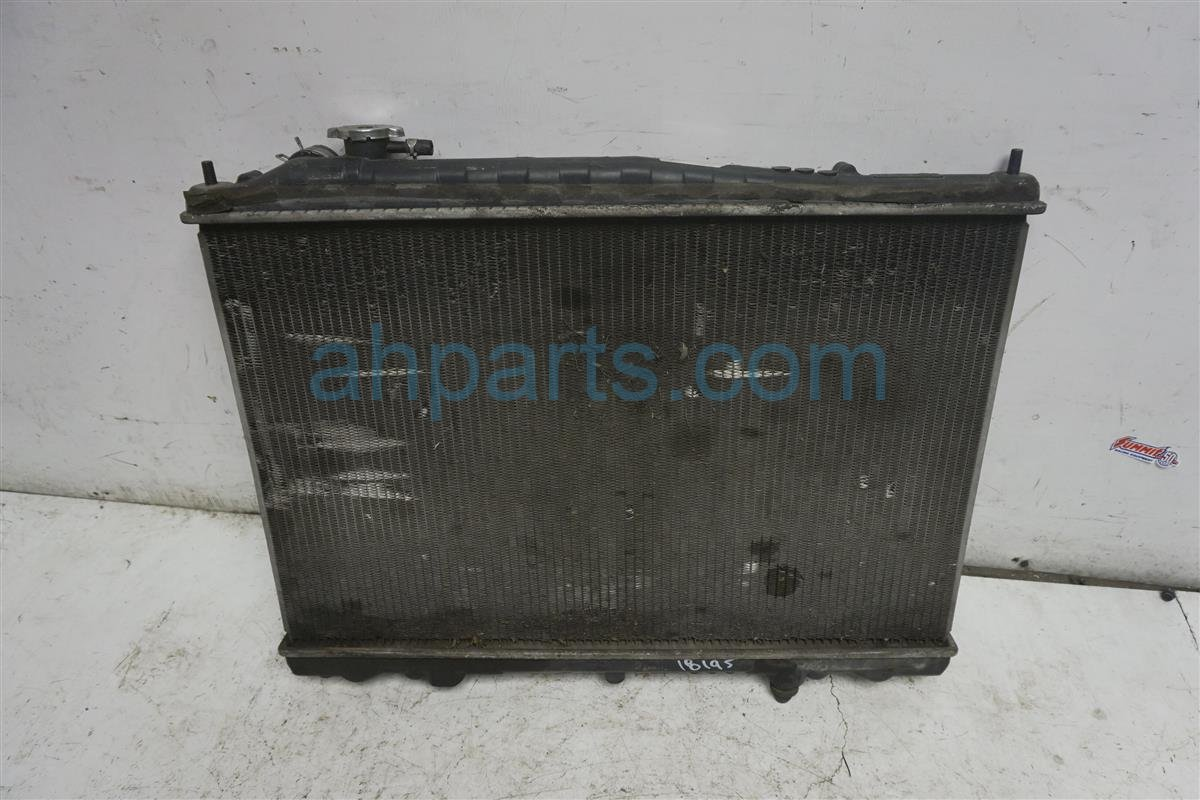2001 Nissan Frontier Radiator 21410 9Z010 Replacement
