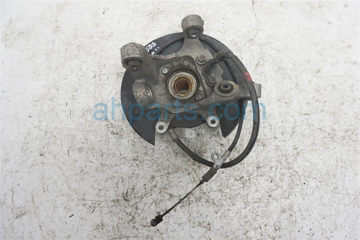 2006 Nissan 350z Axle Stub Rear Passenger Spindle Knuckle Hub Assy 43018 AL500 Replacement