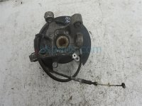 $60 Nissan RR/LH SPINDLE KNUCKLE HUB ASSY