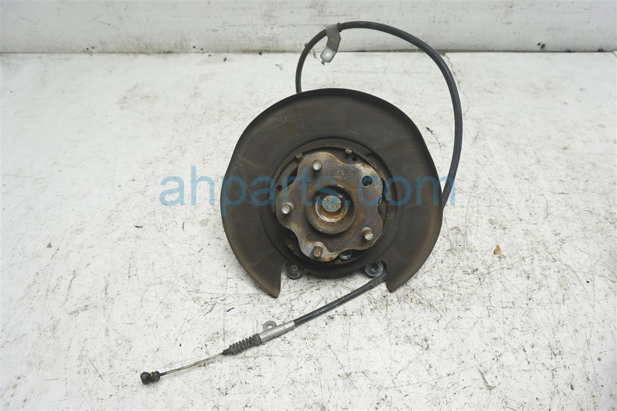 2006 Nissan 350z Axle Stub Rear Driver Spindle Knuckle Hub Assy 43019 AL500 Replacement