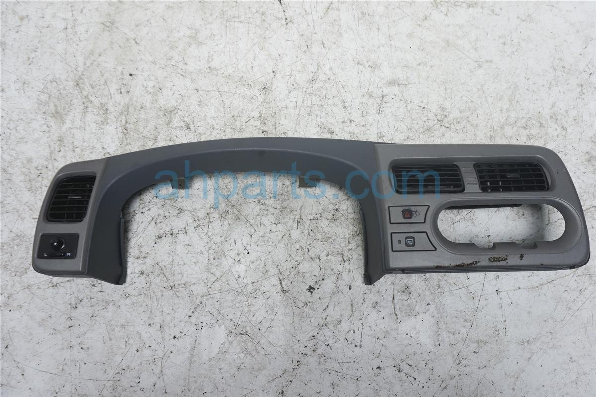 2001 Nissan Frontier Trim Panel W/ Vent 68236 9Z800 Replacement