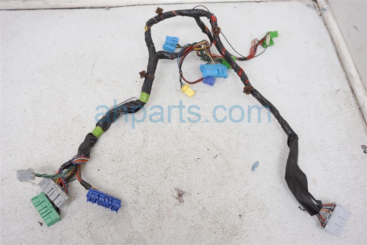1996 Honda Del Sol Dashboard Instrument Wire Harness 32117 SR2 A13 Replacement