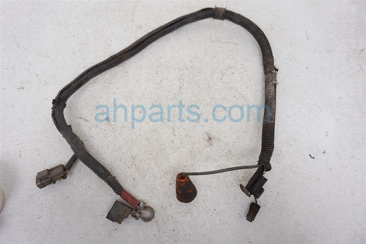 1993 Nissan Nissan Truck Cable Battery Starter Wire Replacement