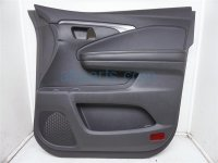 $115 Honda FR/RH DOOR PANEL (TRIM LINER) BLACK