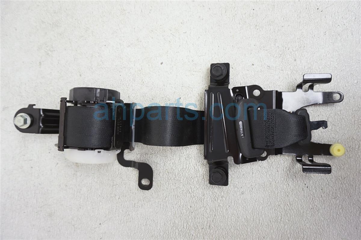 2016 Honda Pilot Rear 2nd Row Mid Seat Belt Black 04869 TG7 A00ZB Replacement
