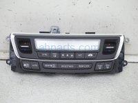 Honda HEATER/AC CONTROL(ON DASH) -