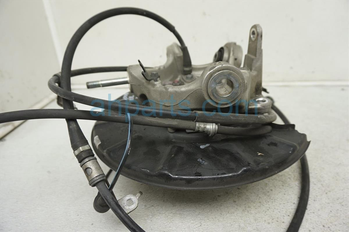 2016 Honda Pilot Axle Stub Rear Driver Spindle Knuckle 52215 TZ5 A00 Replacement