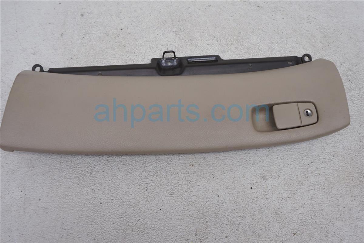 2001 Lexus Ls430 Compartment Upper Glove Box Lid Tan 55550 50900 A0 Replacement