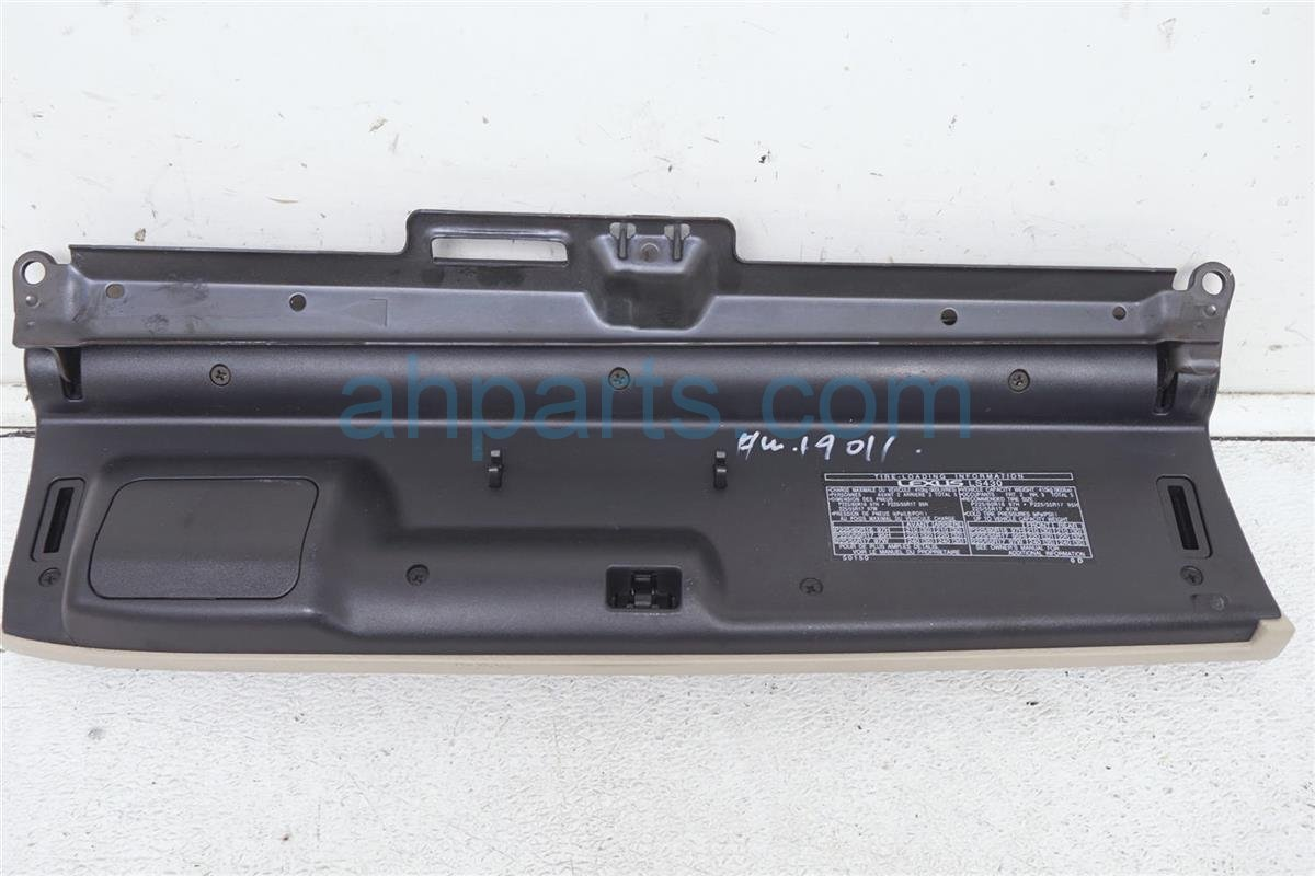 2001 Lexus Ls430 Compartment Upper Glove Box Lid Tan 55550 50900 A0 Replacement