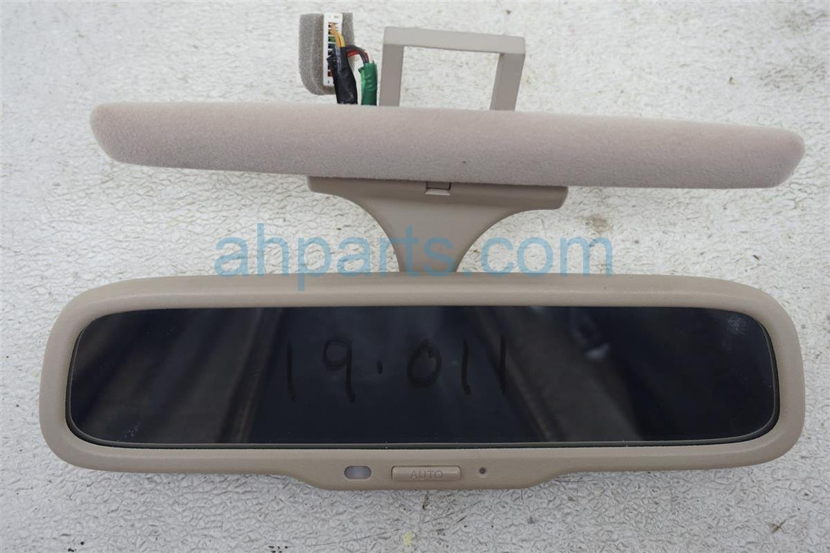 2001 Lexus Ls430 Inside / Interior Rear View Mirror 87810 50120 A0 Replacement