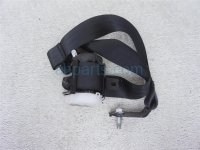 $25 Honda 2ND ROW RH SEAT BELT DARK GRAY
