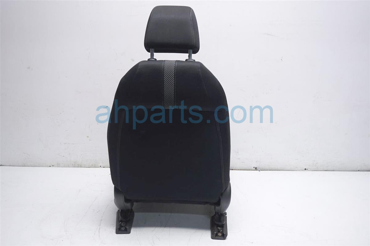 2017 Honda Civic Front Driver Seat Black   W/o Air Bag 81525 TBA A12ZC Replacement