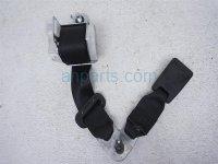$25 Honda REAR MID SEAT BELT BLACK
