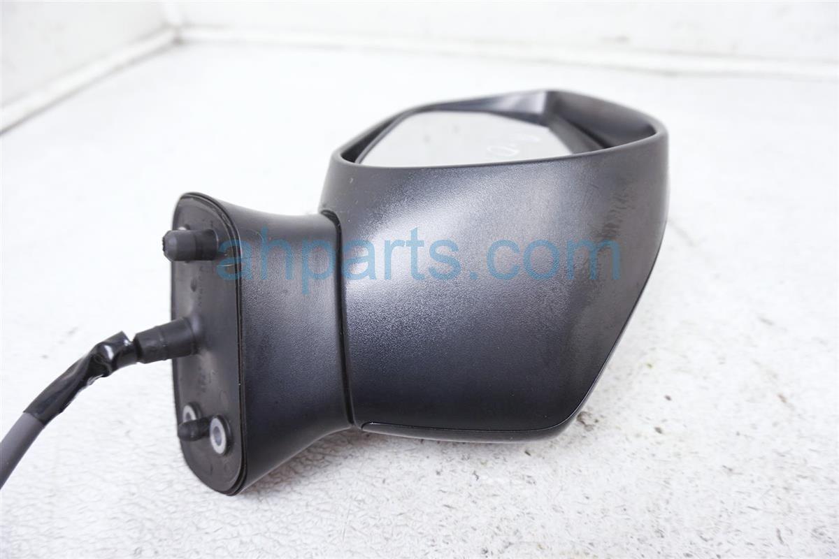 2016 Scion FR S Driver Side Rear View Mirror Black SU003 07480 Replacement