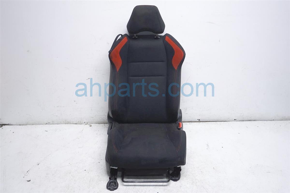 2016 Scion FR S Front Passenger Seat Black SU003 06265 Replacement