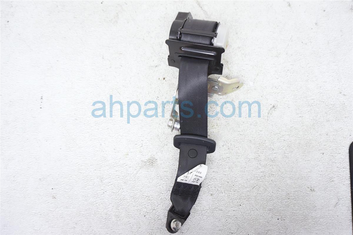 2016 Scion FR S Rear Passenger Seat Belt Black SU003 01883 Replacement