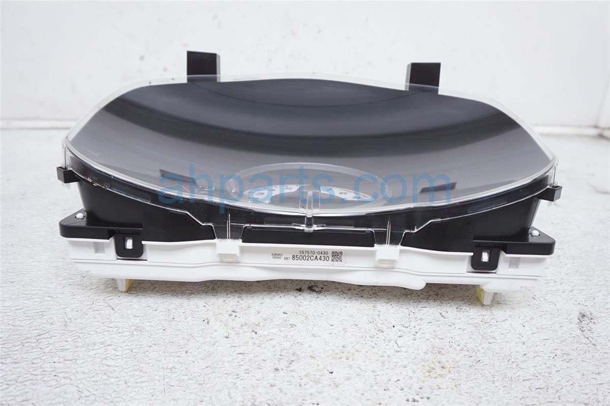 2016 Scion FR S Gauge Speedometer Instrument Cluster SU003 05485 Replacement