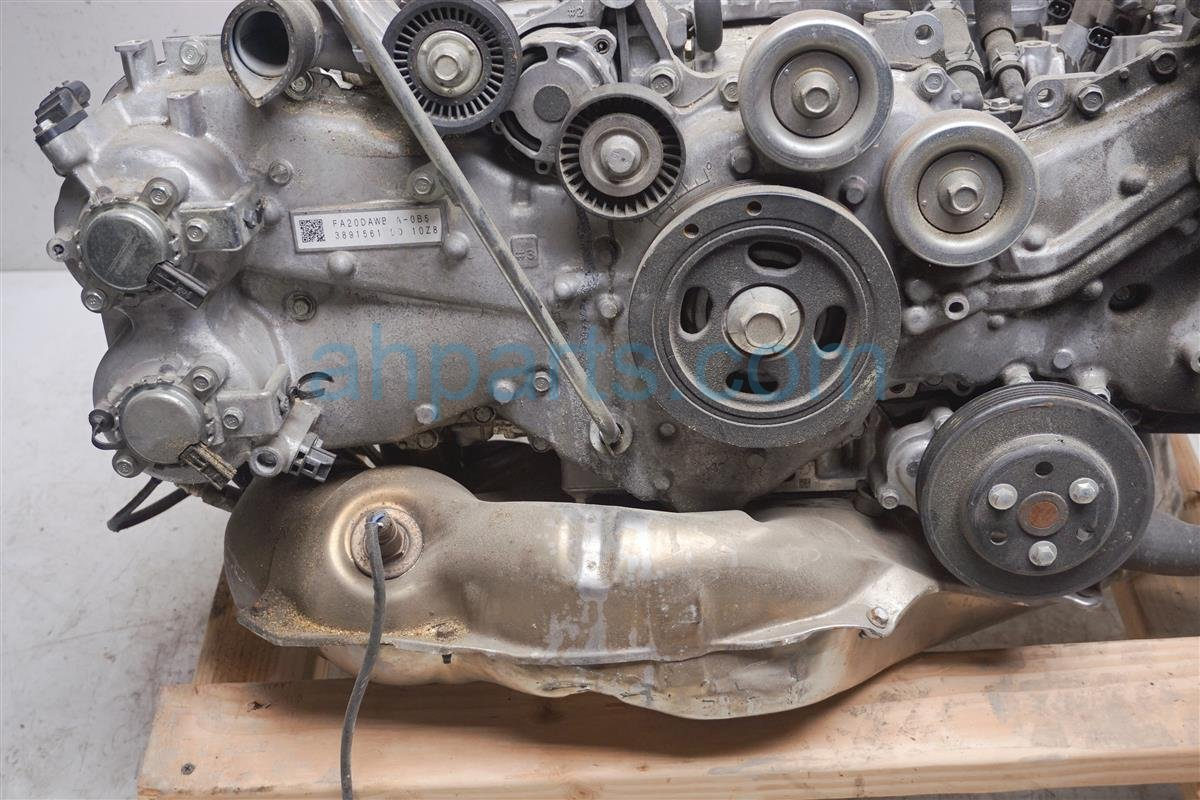 2016 Scion FR S Motor / Engine  miles= 40k Replacement