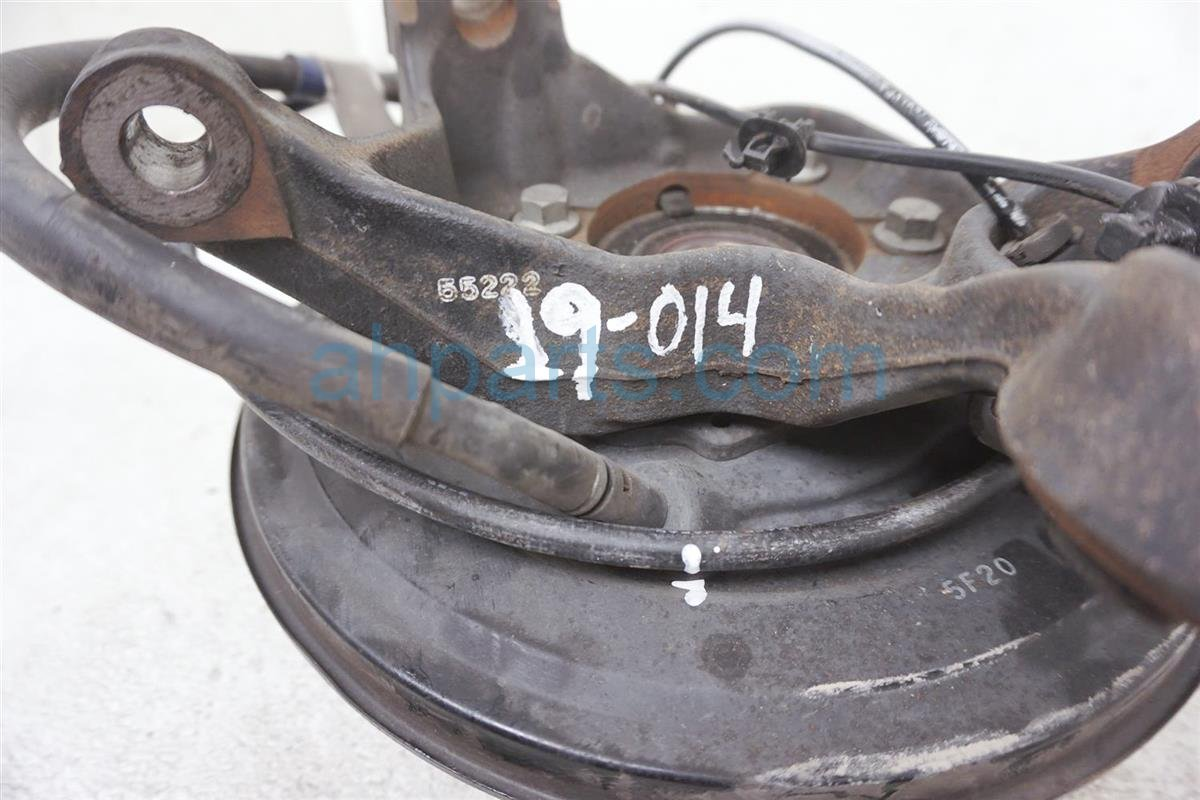 2016 Scion FR S Axle Stub Rear Passenger Spindle Knuckle SU003 07348 Replacement