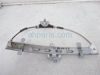 $40 Honda FR/R WINDOW REGULATOR & MOTOR