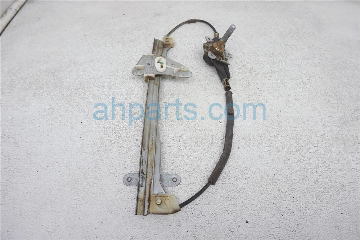 2004 Honda Civic Rear Driver Window Regulator & Motor 72750 S5D A12 Replacement
