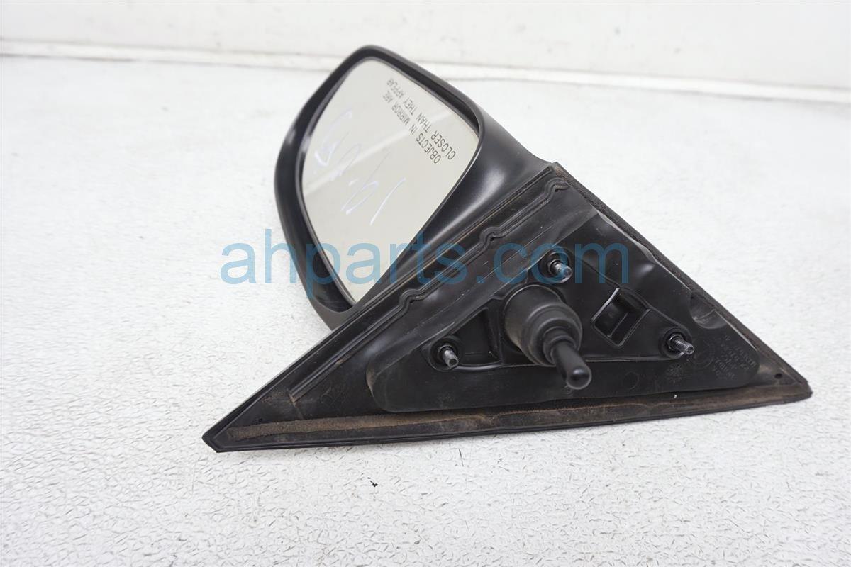 2004 Honda Civic Passenger Side Rear View Mirror Black 76200 S5D A01 Replacement