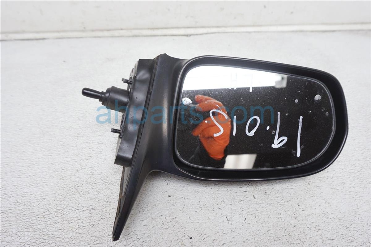 2004 Honda Civic Driver Side Rear View Mirror Black 76250 S5D A01 Replacement
