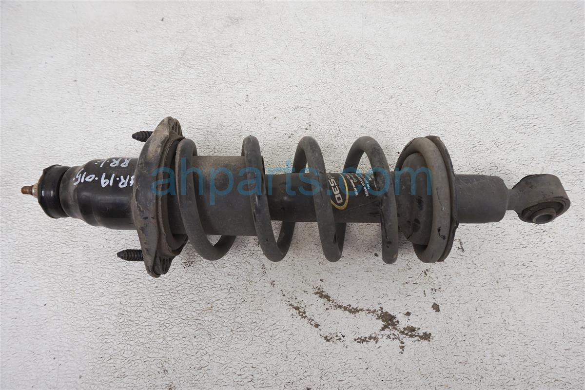 2004 Honda Civic Rear Driver Strut Shock + Spring   52620 S5D A65 Replacement
