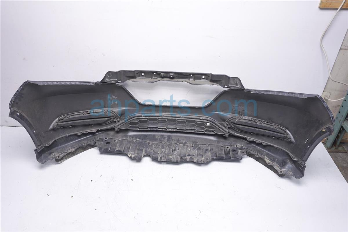 2017 Honda HR V Front Bumper Cover Gray () 04711 T7W A91ZZ Replacement