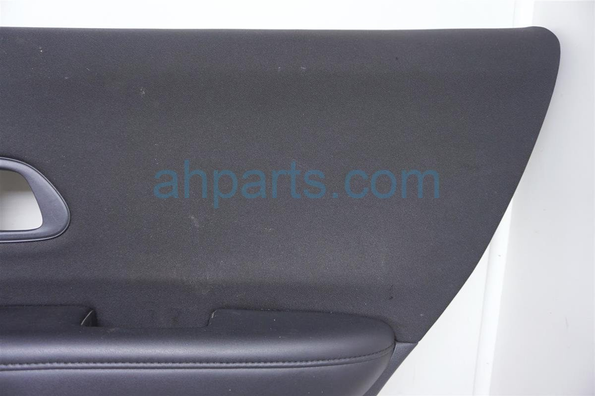 2017 Honda HR V Rear Passenger Door Panel (trim Liner) Black 83701 T7W A01ZD Replacement