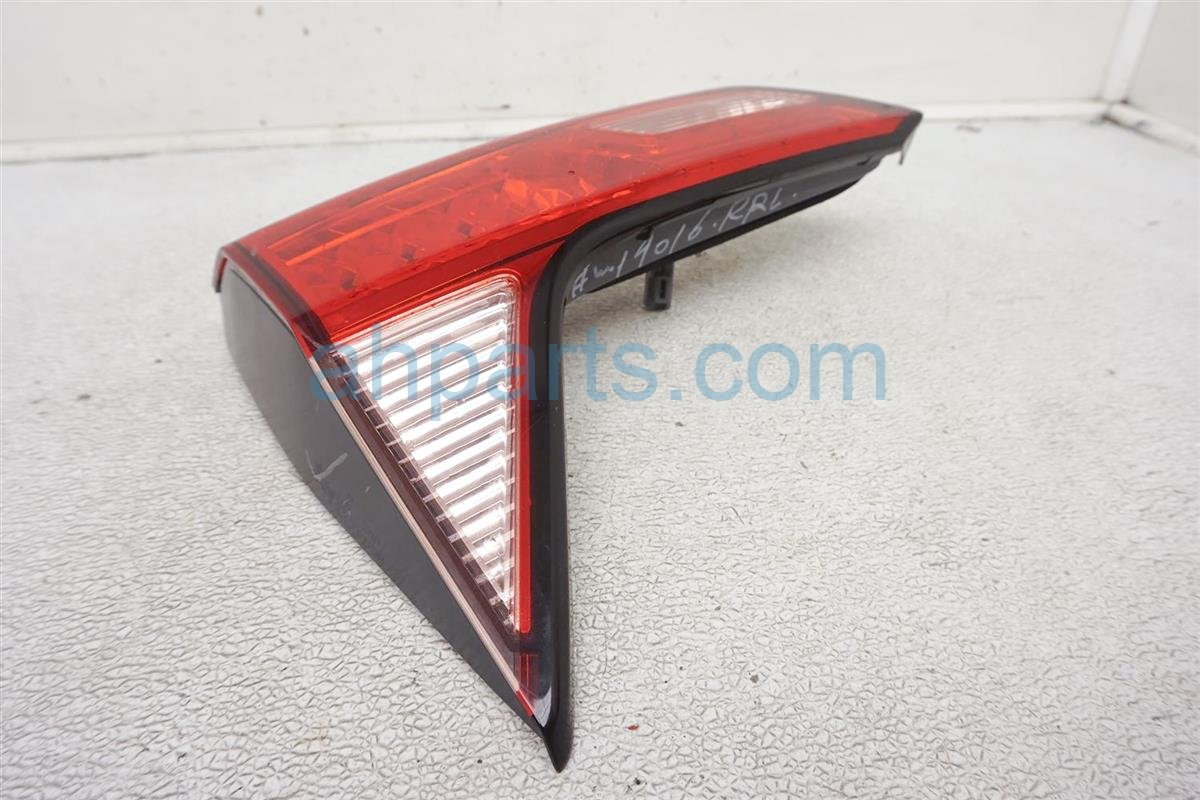 2017 Honda HR V Rear Driver Tail Lamp Light On Trunk () 34155 T7S A01 Replacement