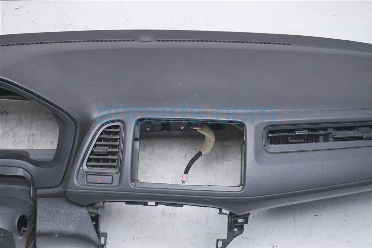 2017 Honda HR V Dashboard W/ Airbag Black 77100 T7W A10ZA Replacement