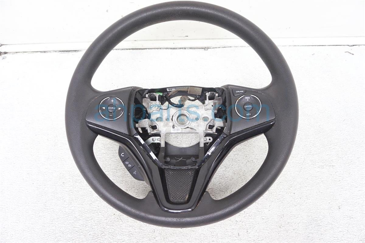 2017 Honda HR V Steering Wheel Black 78501 T5A N10ZA Replacement