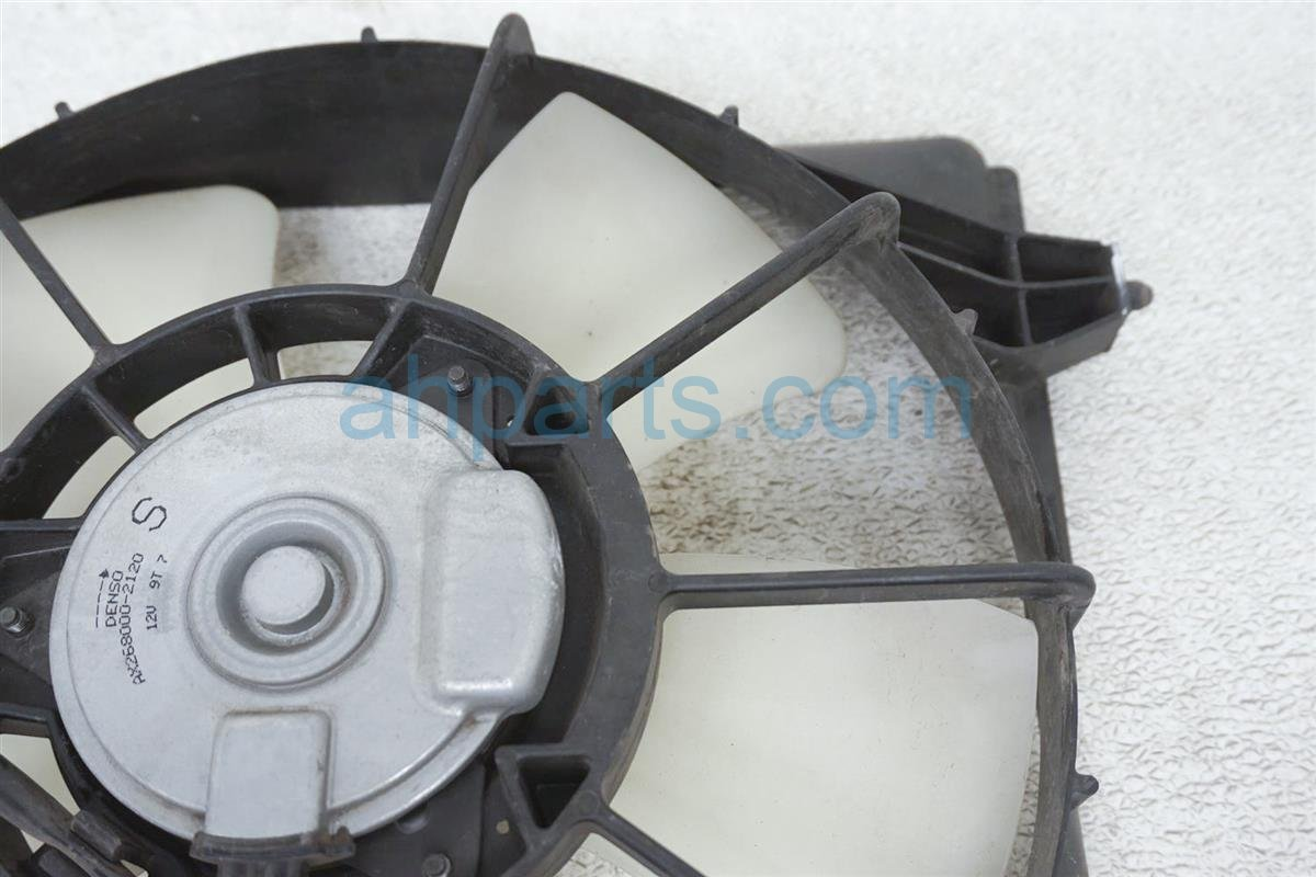 2017 Honda HR V Cooling Radiator Fan Assembly 38616 5R1 003 Replacement