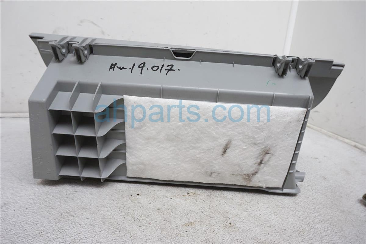 2012 Toyota Prius Glove Compartment Box Gray Lower 55511 47041 G0 Replacement