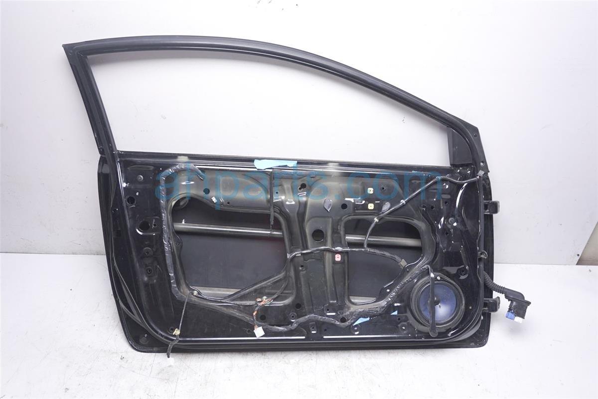 2006 Honda Civic Front Driver Door   Shell Black 67050 SVA A90ZZ Replacement