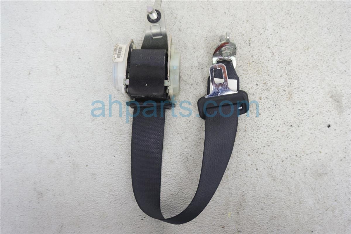 2006 Honda Civic Rear Passenger Seat Belt Black (2 door) 04823 SVA A01ZA Replacement