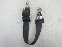 $25 Honda REAR RH SEAT BELT BLACK (2-DOOR)