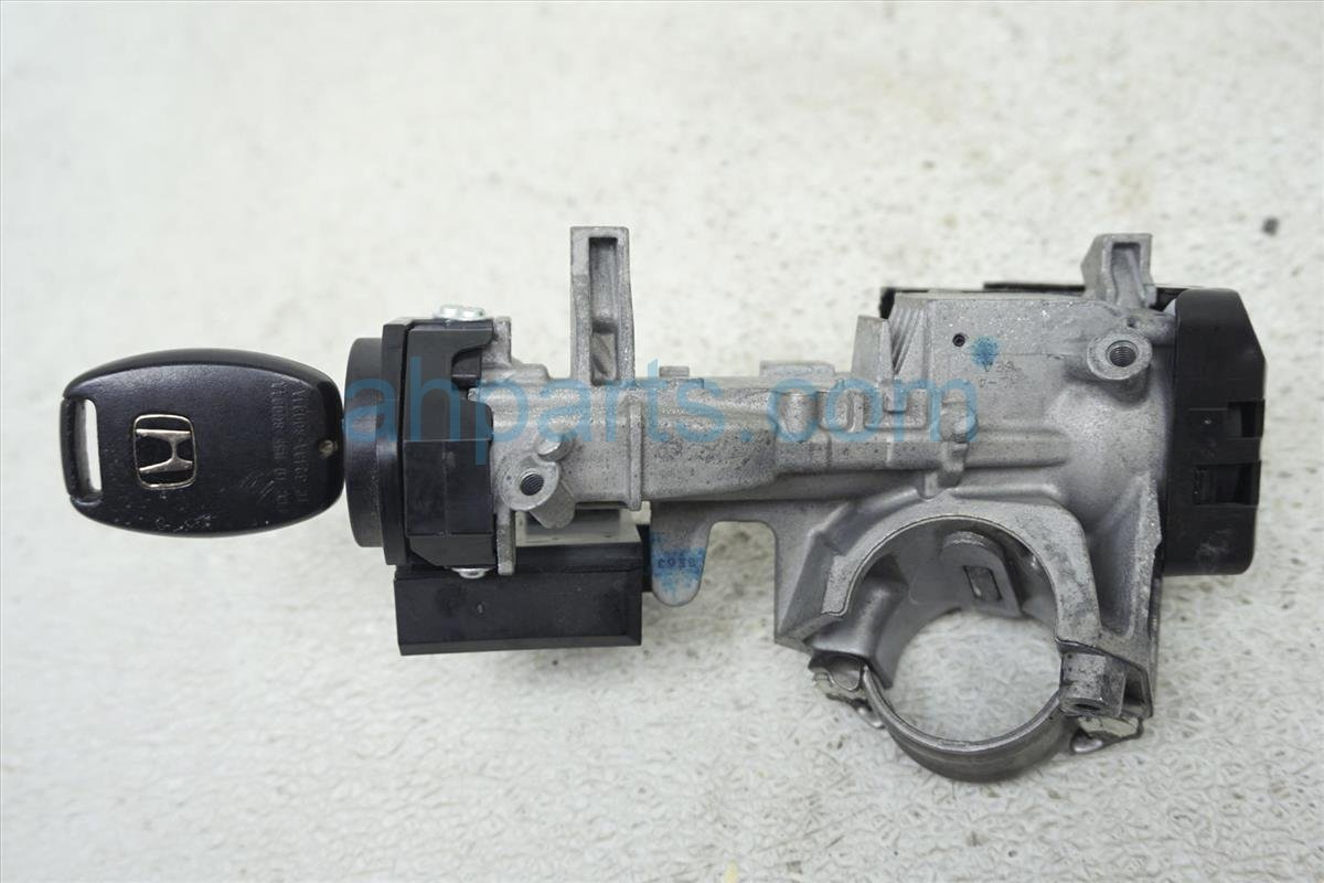 2006 Honda Civic Column At Ignition Switch + Key 06350 SVA A41 Replacement