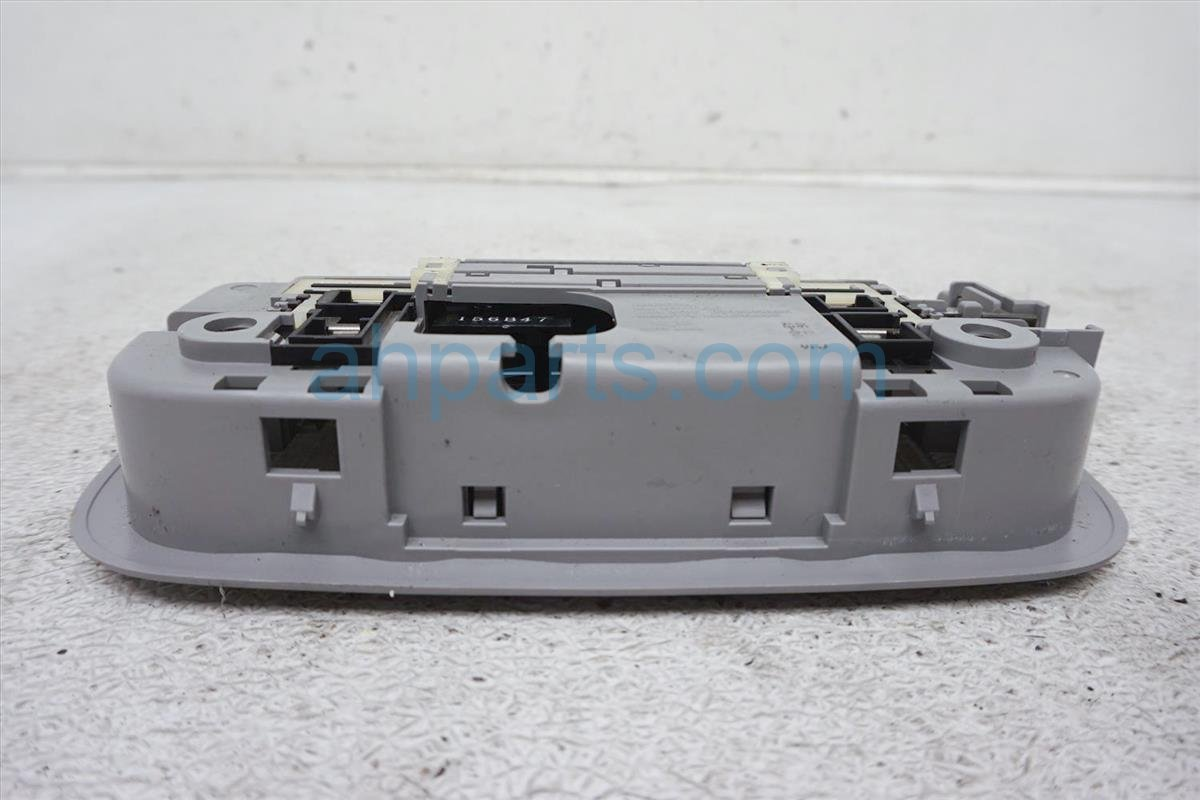2006 Honda Civic Map Light / Roof Console   Gray 34404 SNA A31ZC Replacement