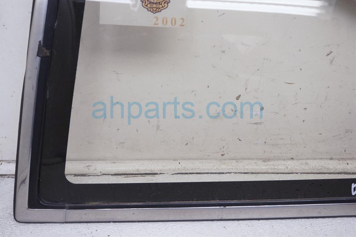 1984 Nissan 300zx Window / Rear Driver Quarter Glass 83313 05P00 Replacement
