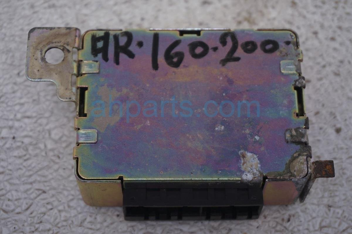 1984 Nissan 300zx Theft Warning Unit 28591 01P51 Replacement
