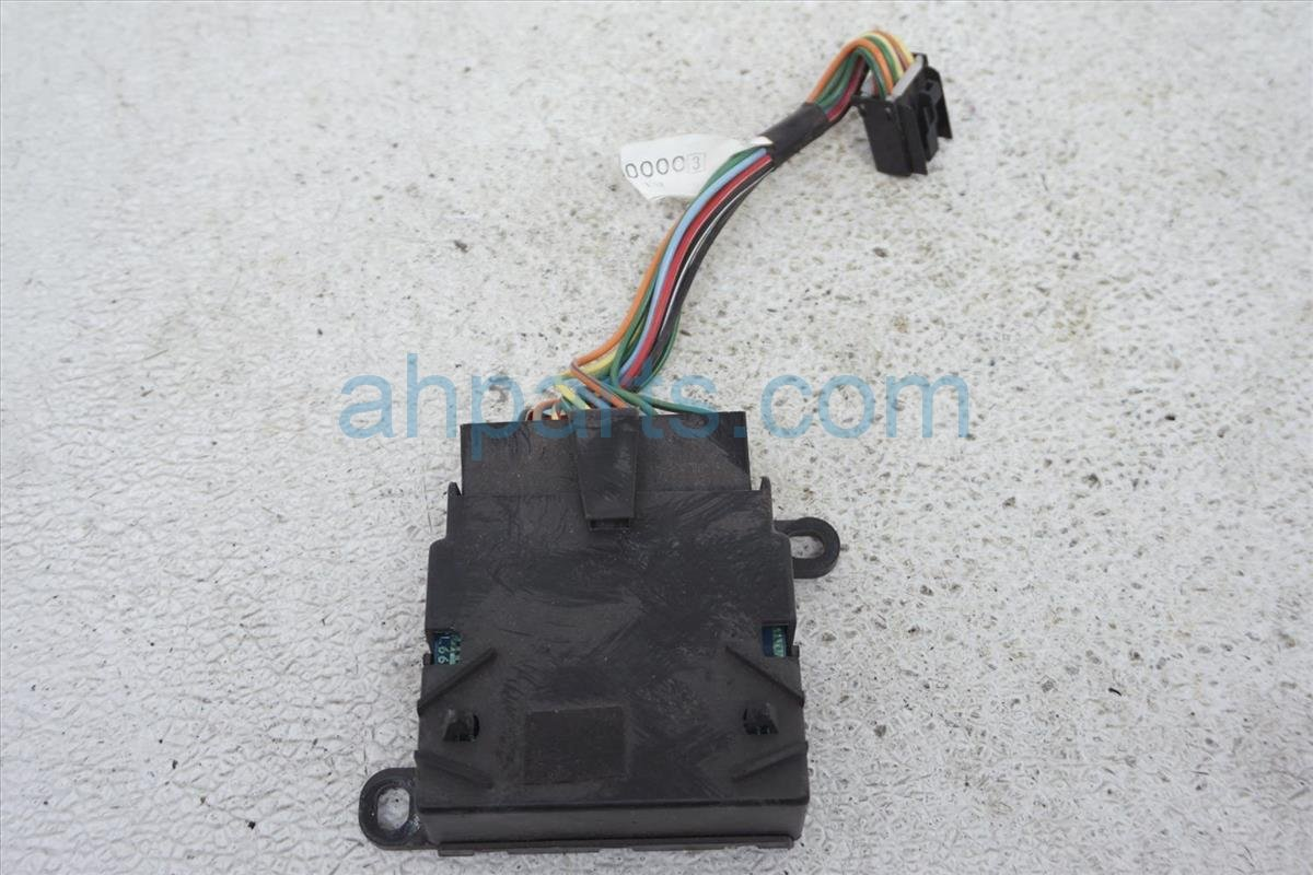 1984 Nissan 300zx Control Module MG18F A0000 Replacement